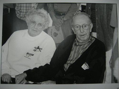 Steve and Mavis Smith