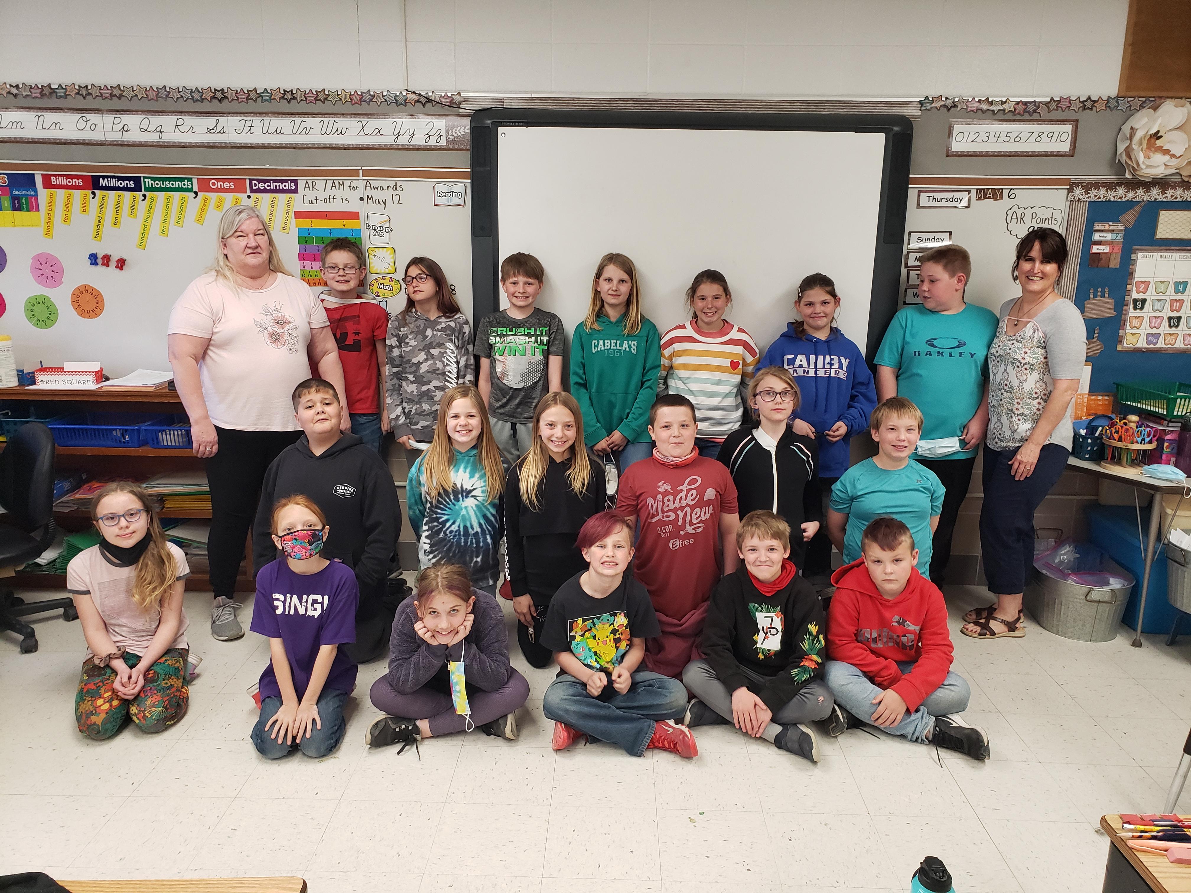 Ms. Berckes's Class