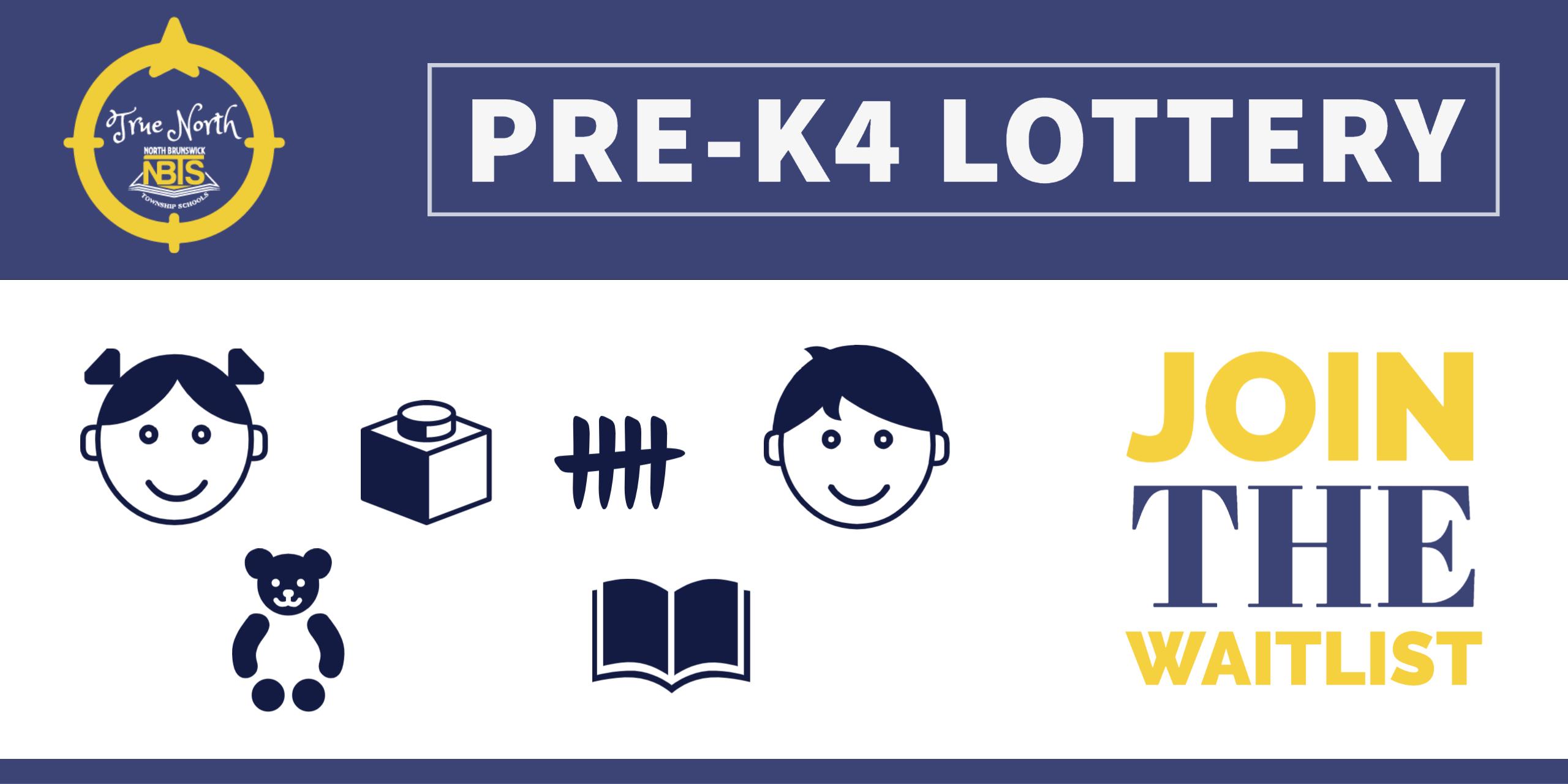 PrekK Lottery