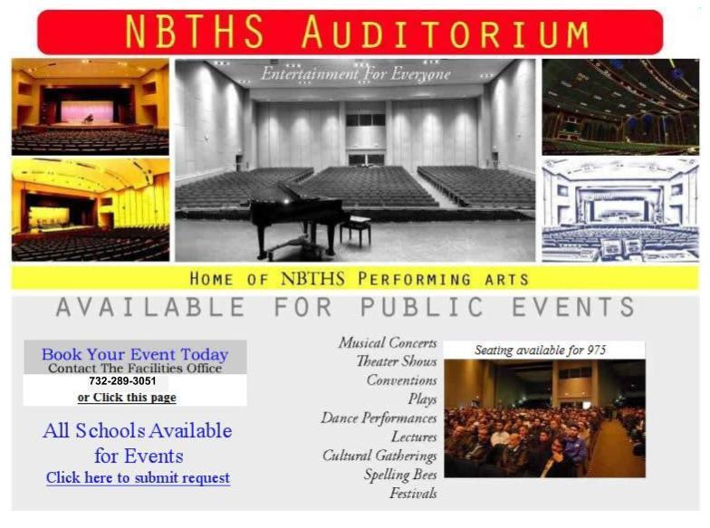 NBTHS AUDITORIUM PHOTOS
