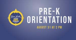Pre-K orientation