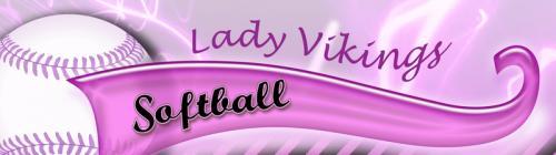 Lady Viking Softball