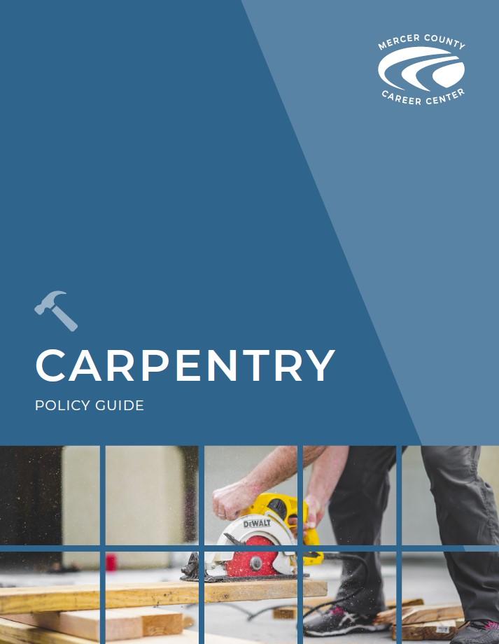 Carpentry brochure