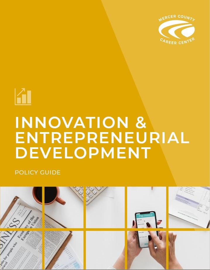 Innovation & Entrepreneurial Development Brochure