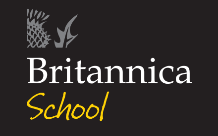 Online Britannica logo