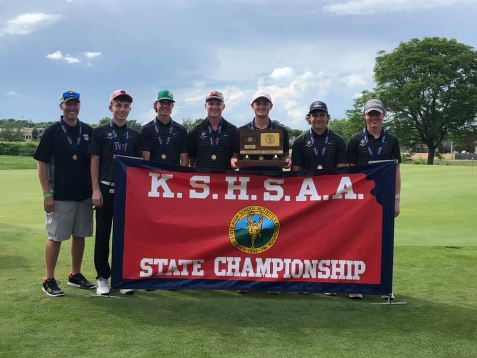 SHS Golf State Runner-Up