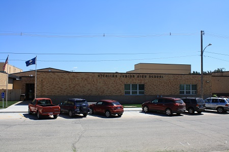 Sterling Junior High School Building
