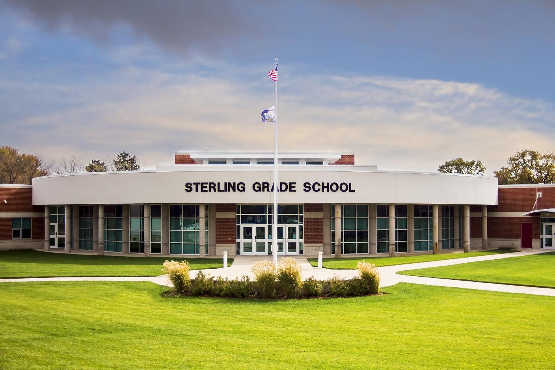 Sterling Grade School Building