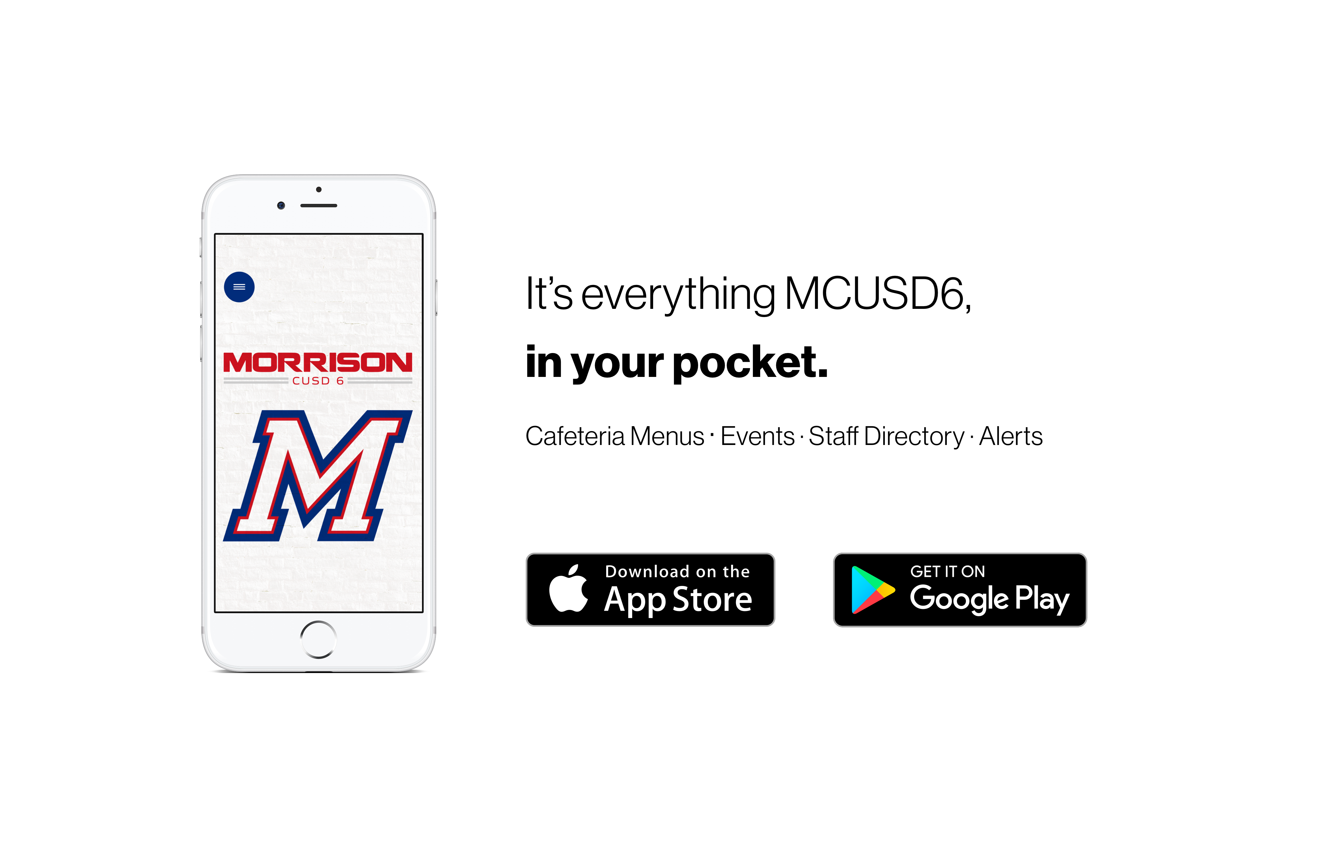 Morrison CUSD6 App