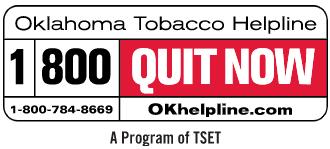 Oklahoma Tabacco Helpline