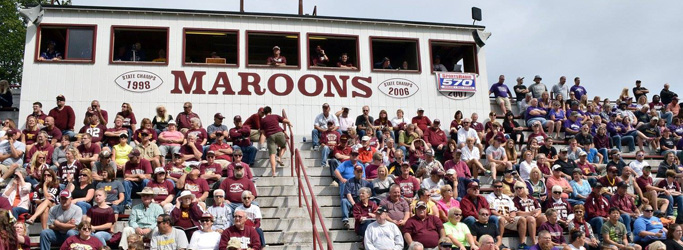 Maroons Booster Club