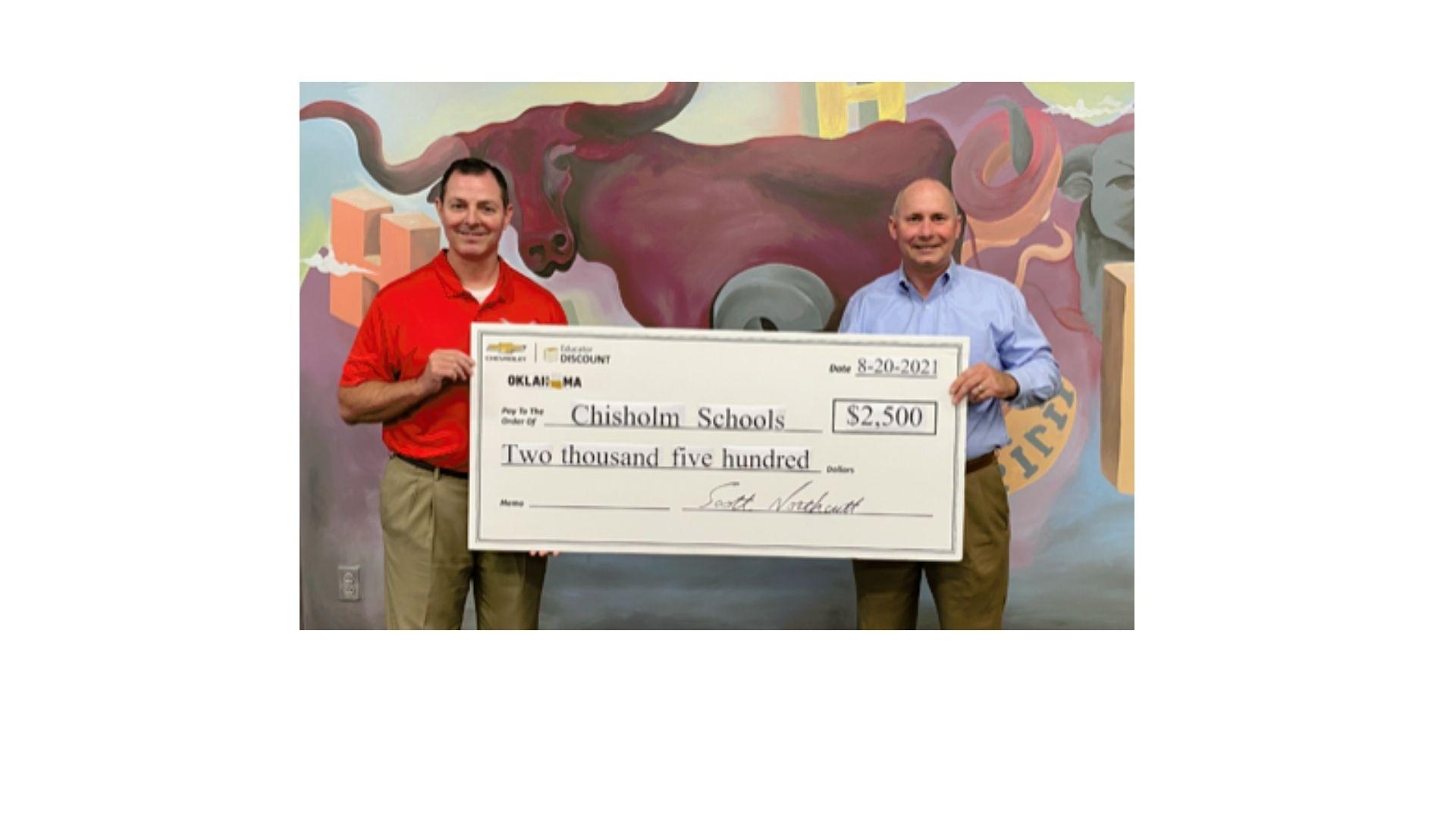 Northcutt donation