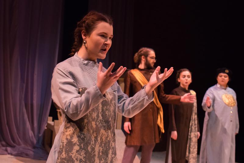 Drama and theatre photo