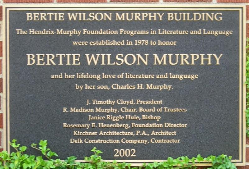 bertie wilson murphy building photo