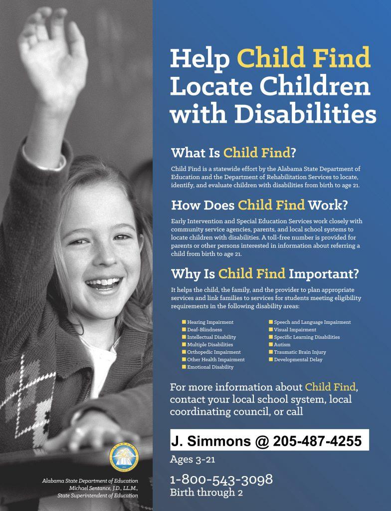 Help Child Find