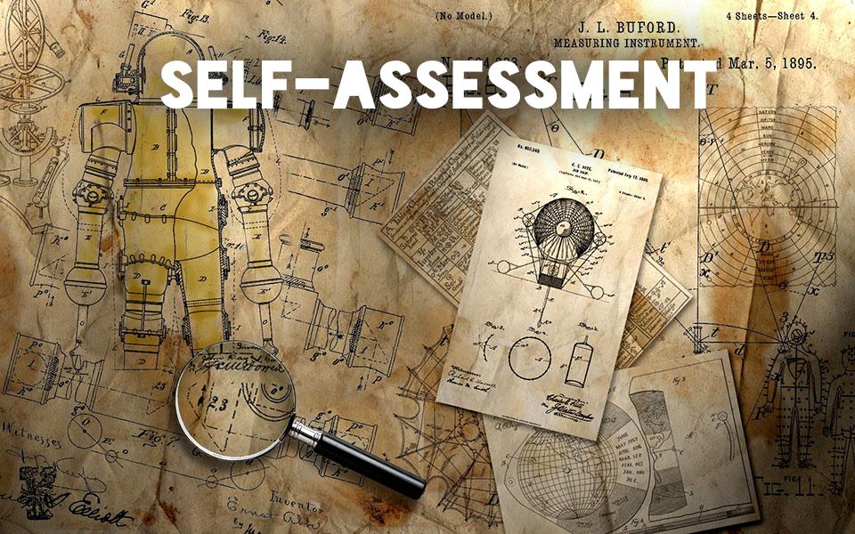 self assesement