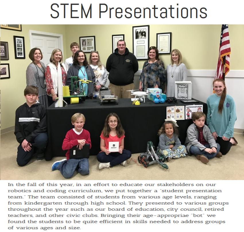 STEM Presentations