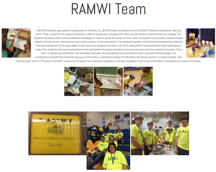 ramwi team