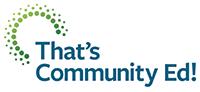 thats community ed logo
