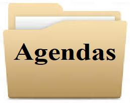 agendas folder image