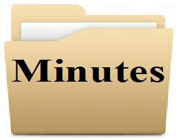 minutes folder image