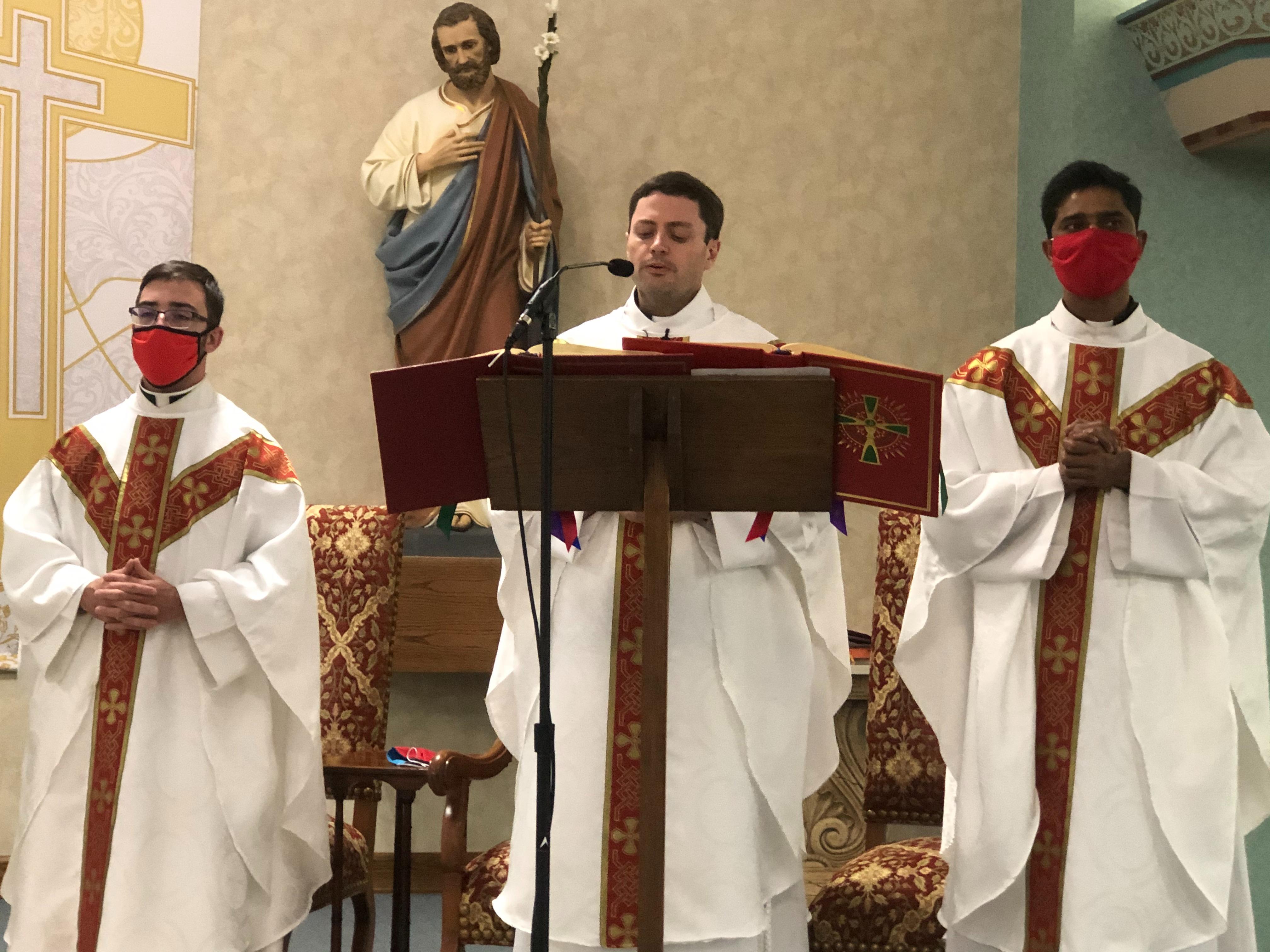 photo of a catholic prayer