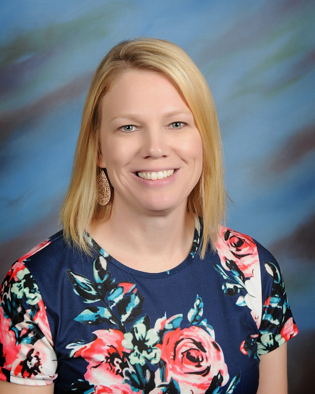 photo of Amy Evans, Preschool Director