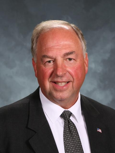 Photo of Paul Garrison, Superintendent