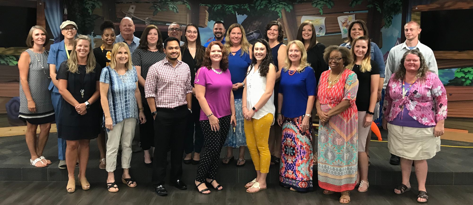LCP 2019-2020 Teaching and Support Staff