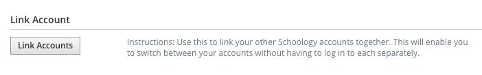 Link Account