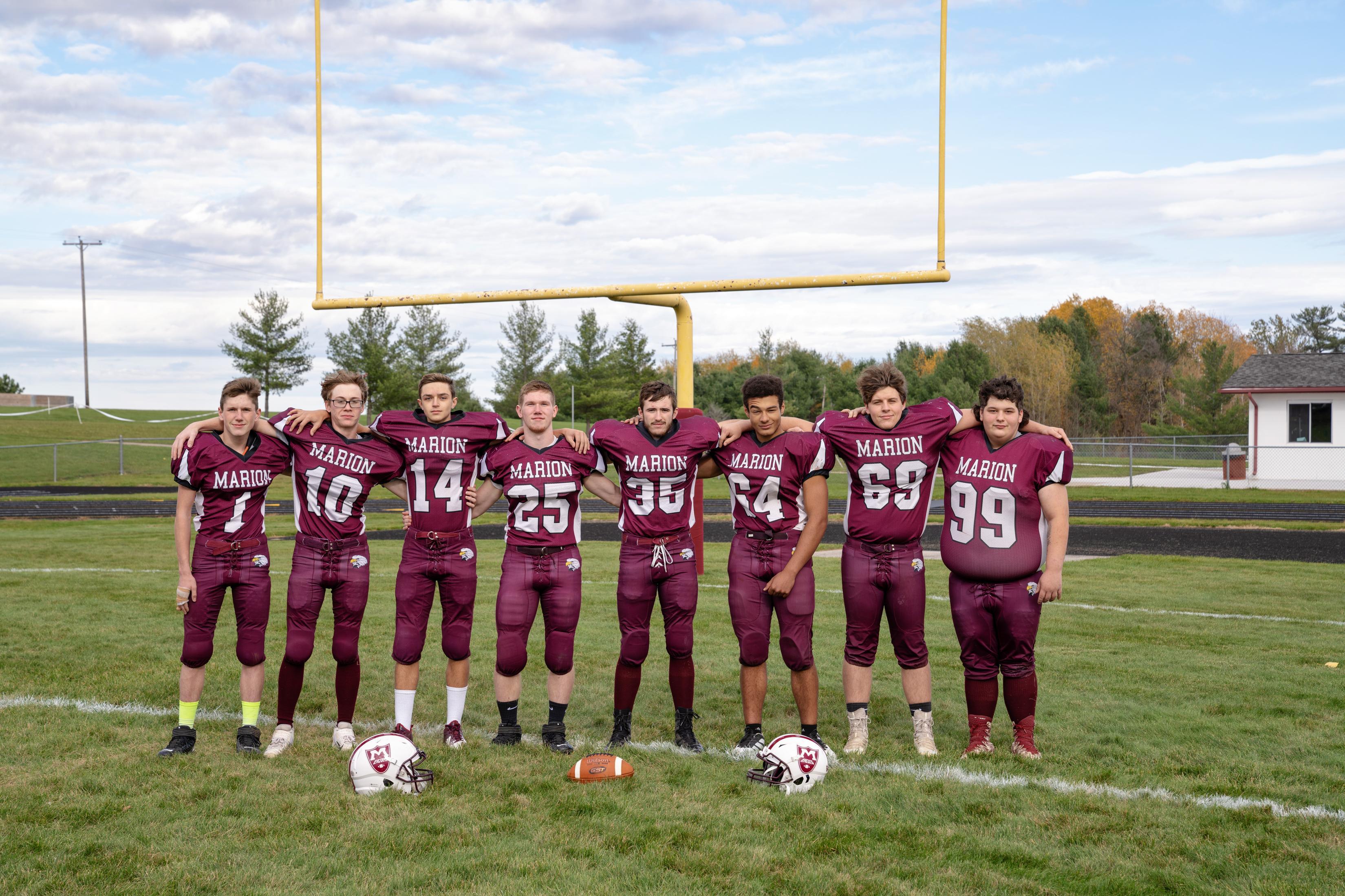 Seniors Football