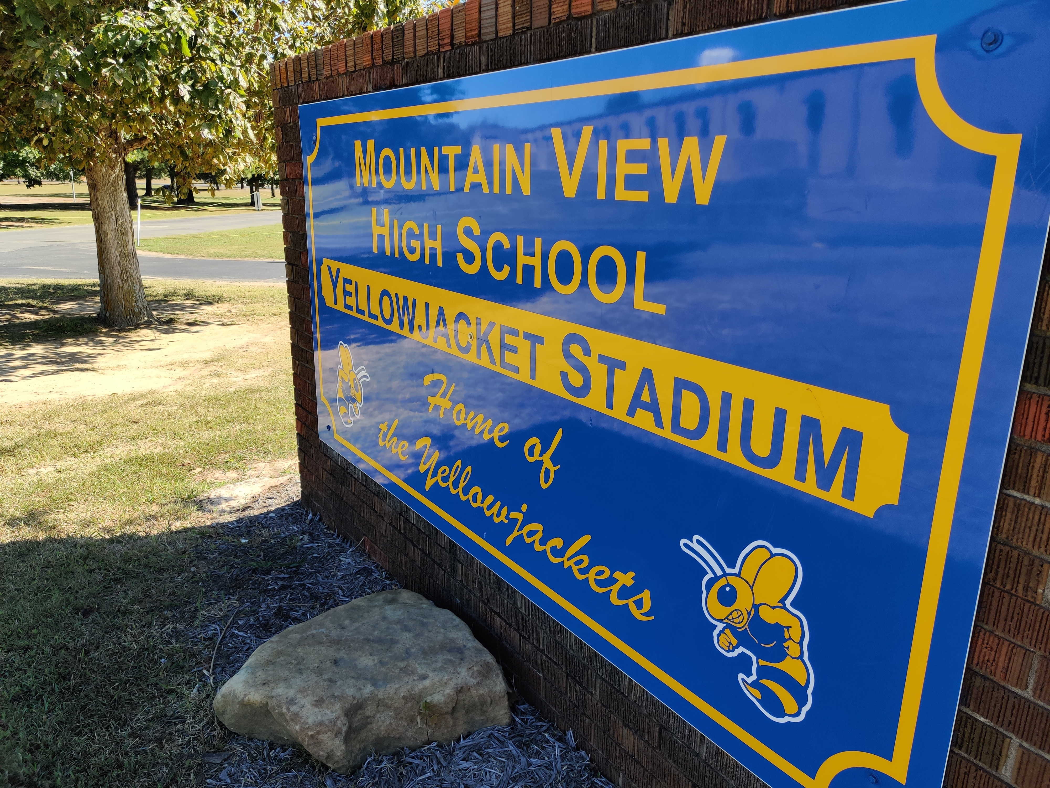 MVHS Sign