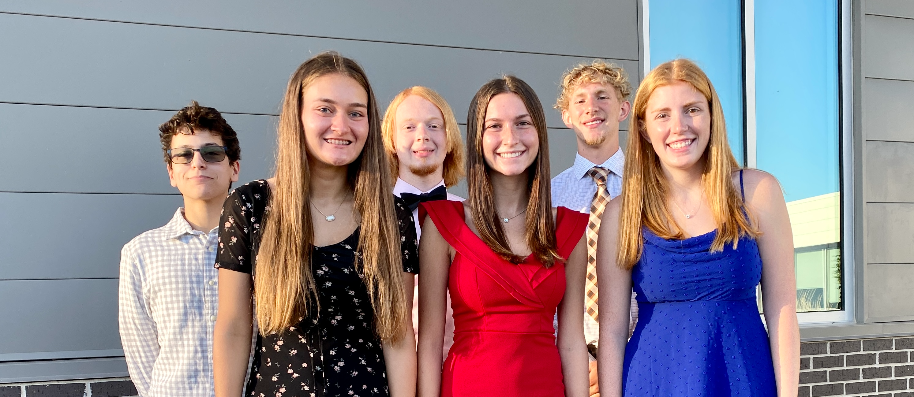 Homecoming Candidates 2021