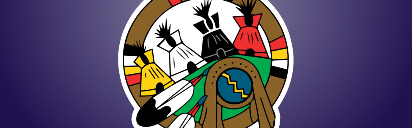 Oglala Lakota County School Logo