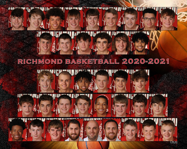 Boys Basketball 2020-21