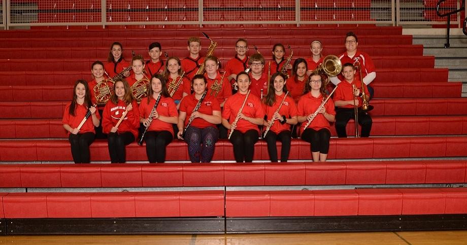 7th & 8th Grade Band