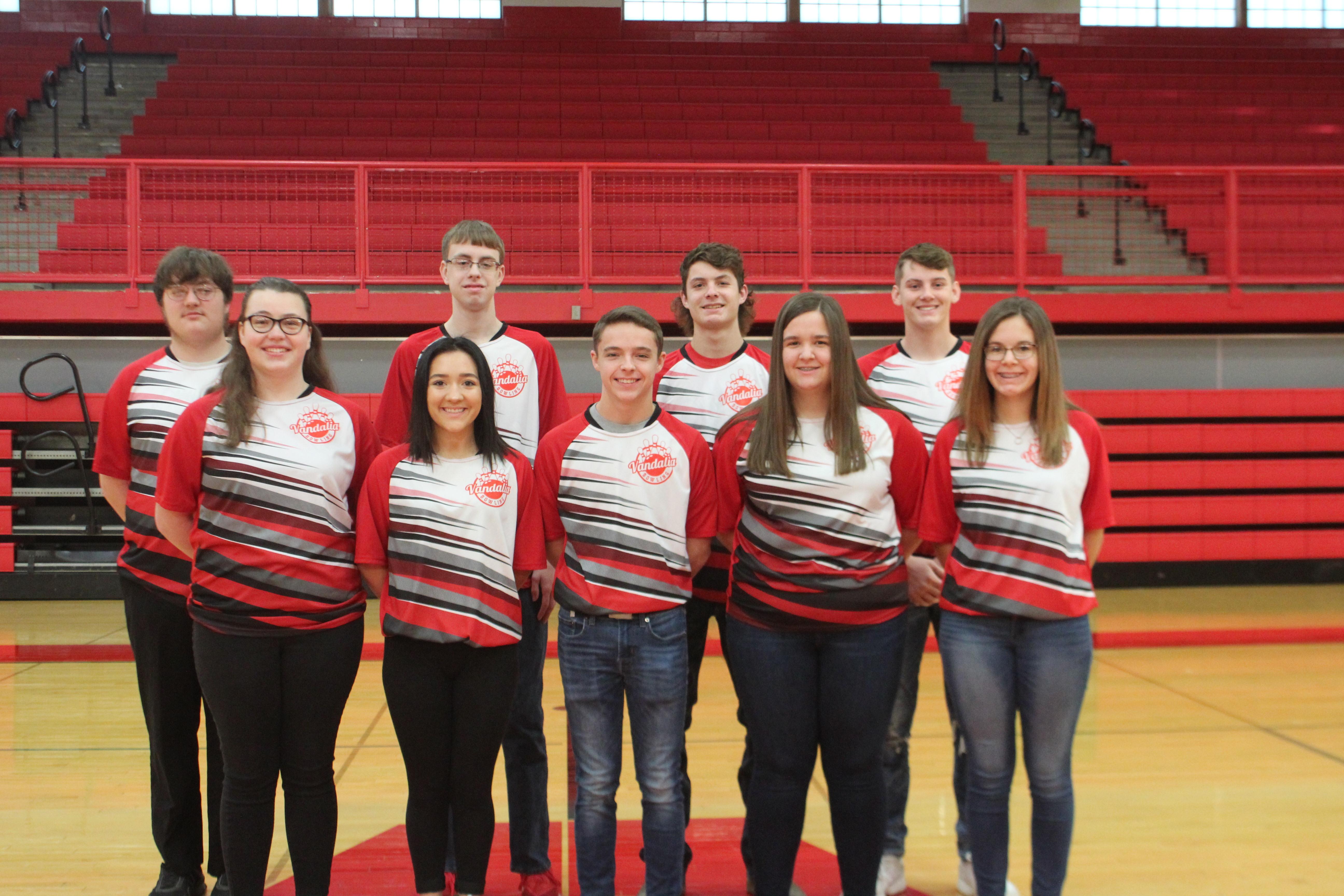 2019/2020 Bowling Team