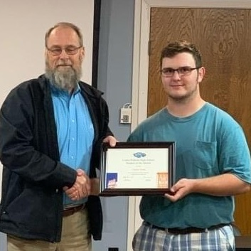 High School Student of the Month