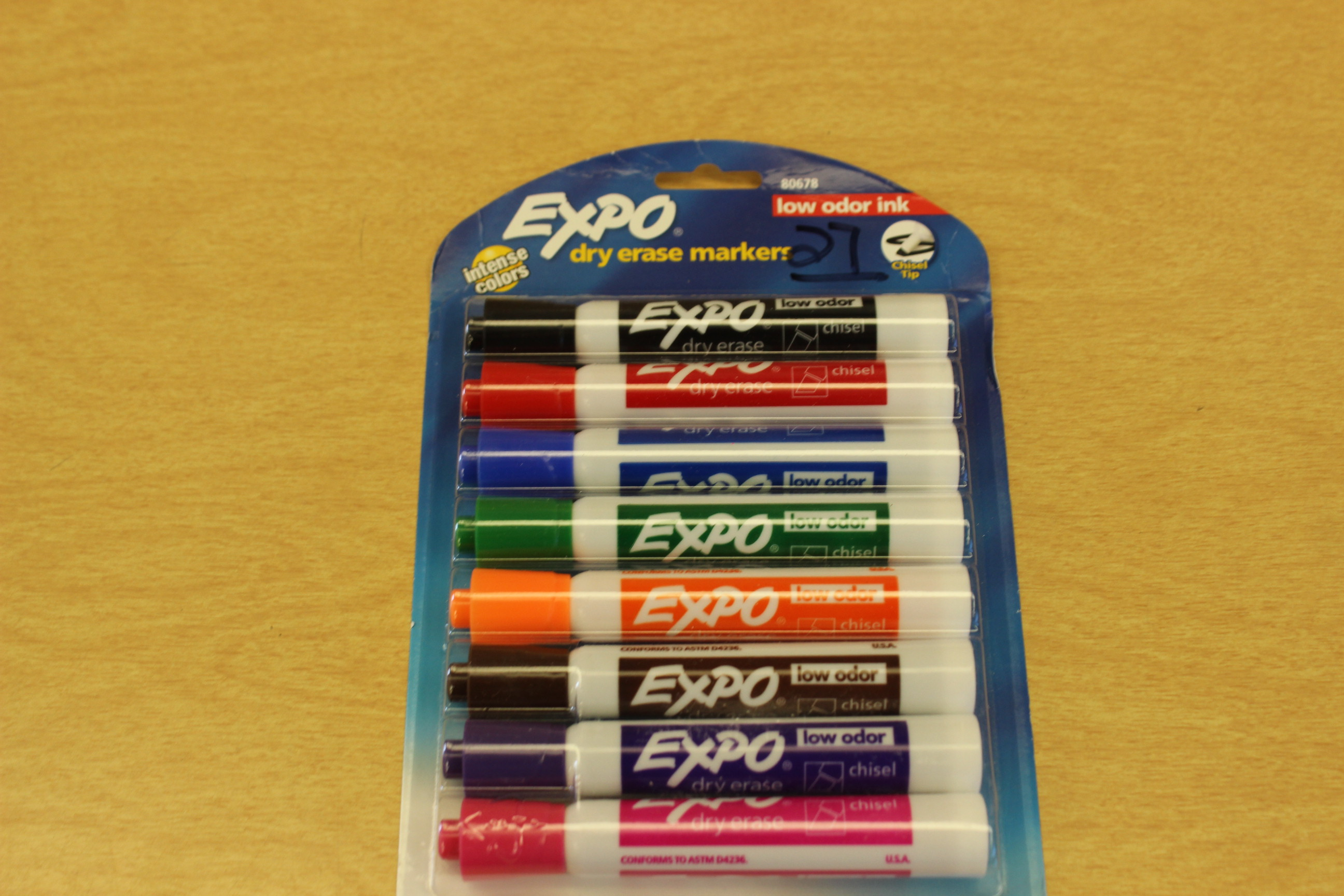 27 Paws Expo Dry Erase Markers