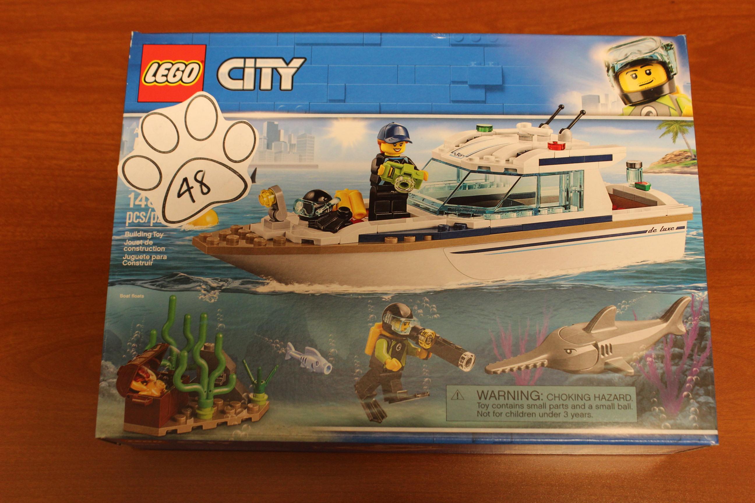 48 Paws City Lego