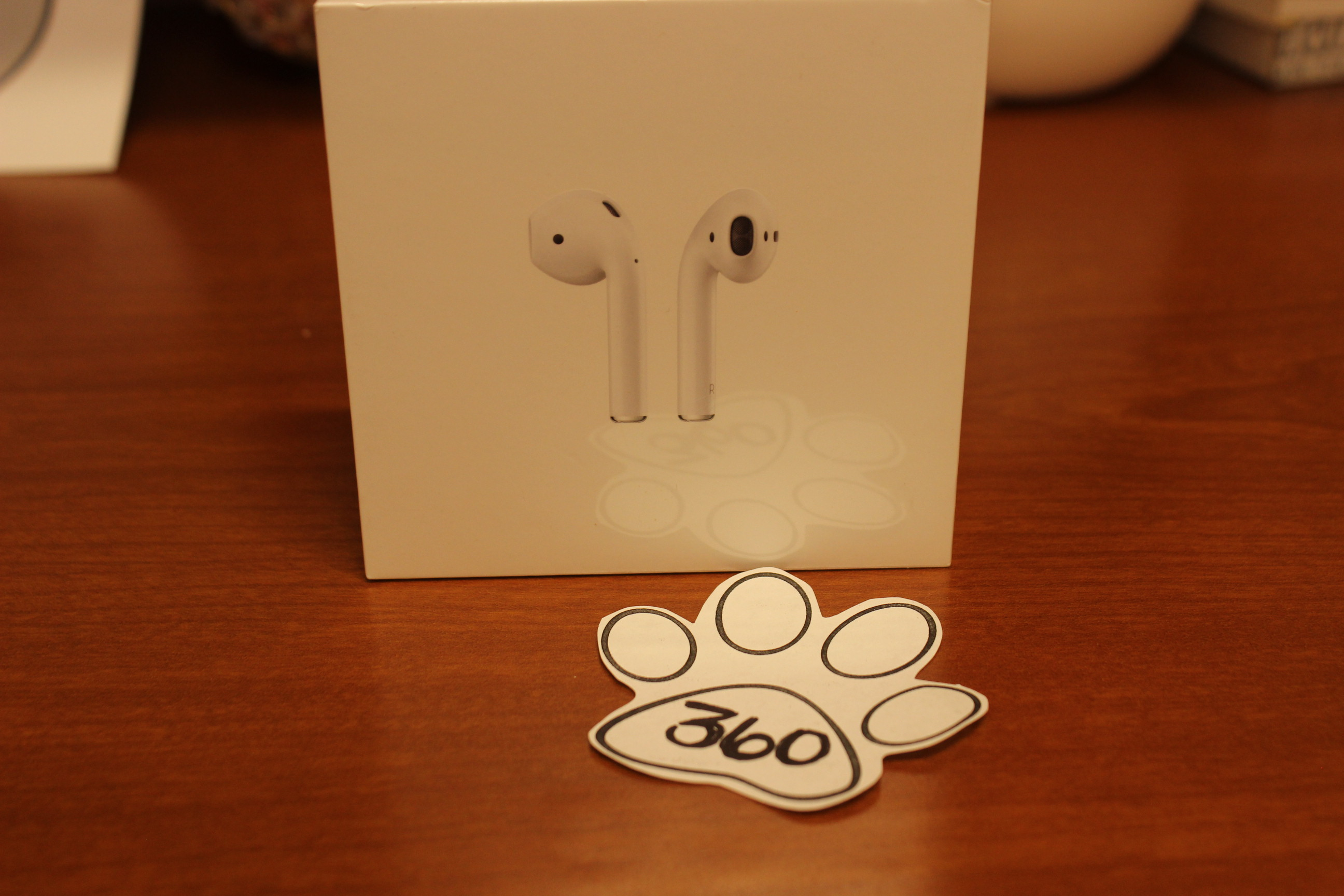 360 Paws Airpods