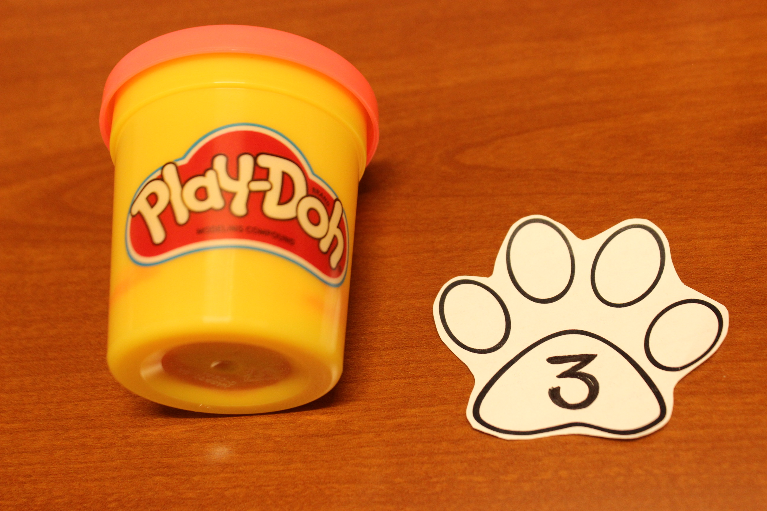 3 Paws Play-Doh