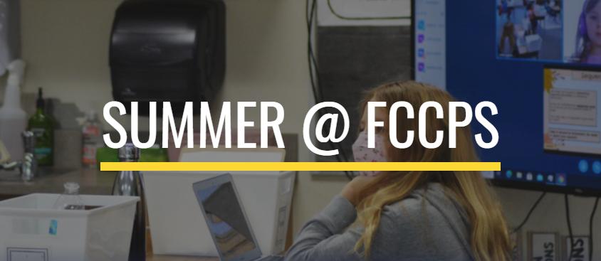 Summer @ FCCPS