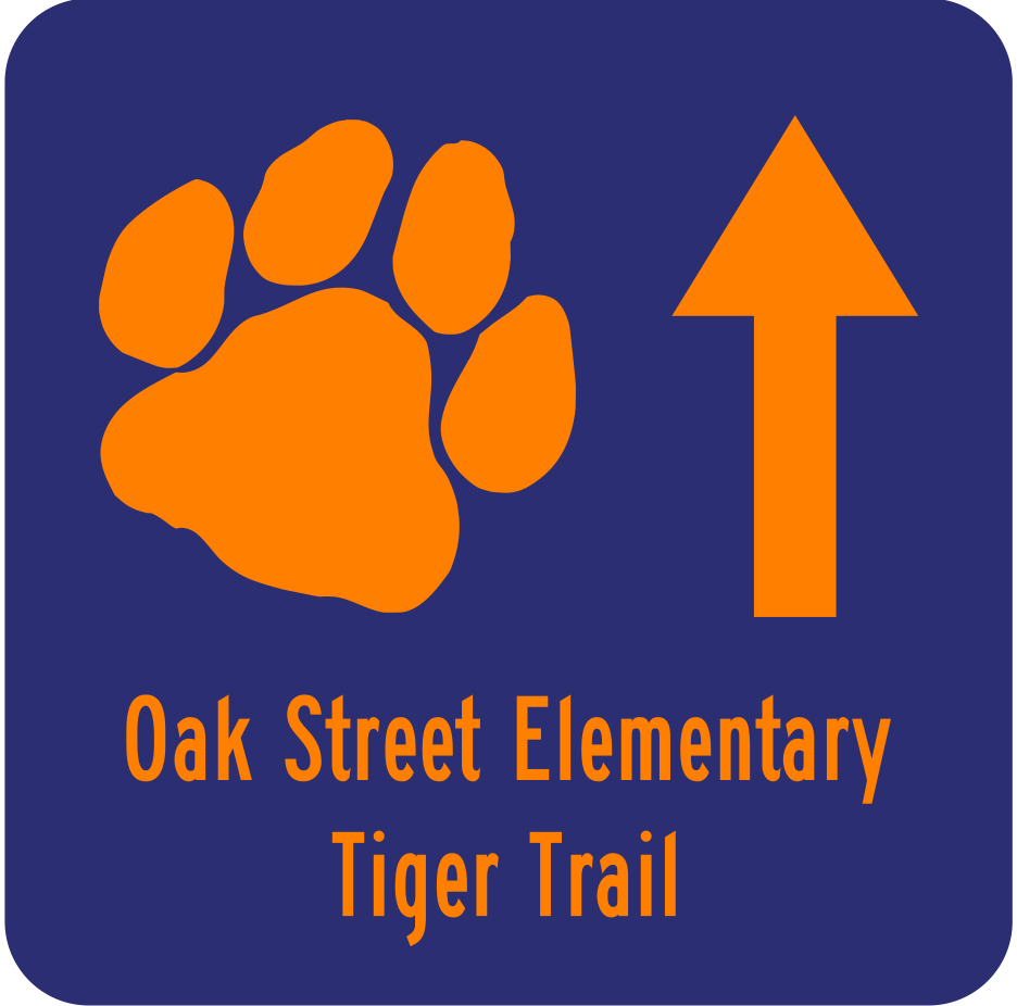 Tiger Trail Sign