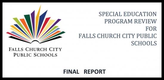 Falls Church City Public Schools Final Report