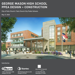 George Mason High School PPEA Design + Construction
