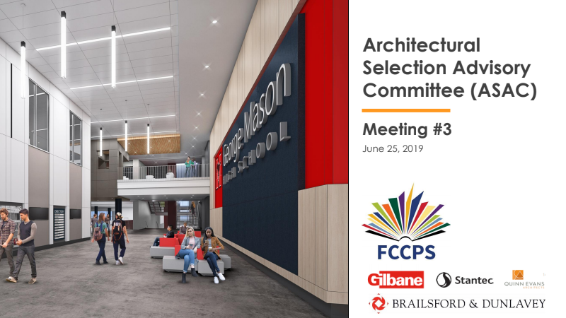 Architectural Selection Advisory Committee (ASAC)