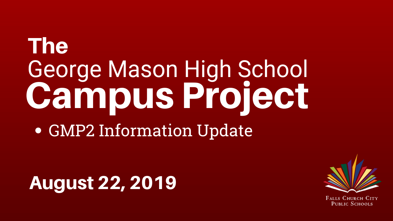 The George Mason High School Campus Project