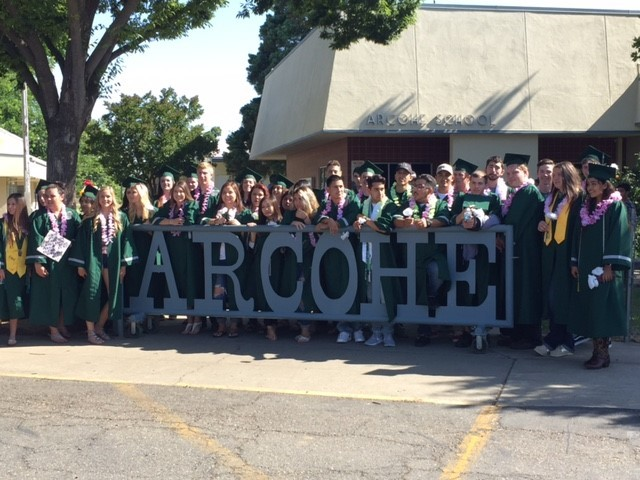 Liberty Ranch High School comes back to Arcohe one last time