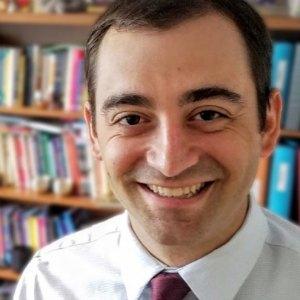 Photo of Jeremy Ferrara, Asst. Principal